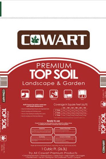 Top Soil, 40lb bag