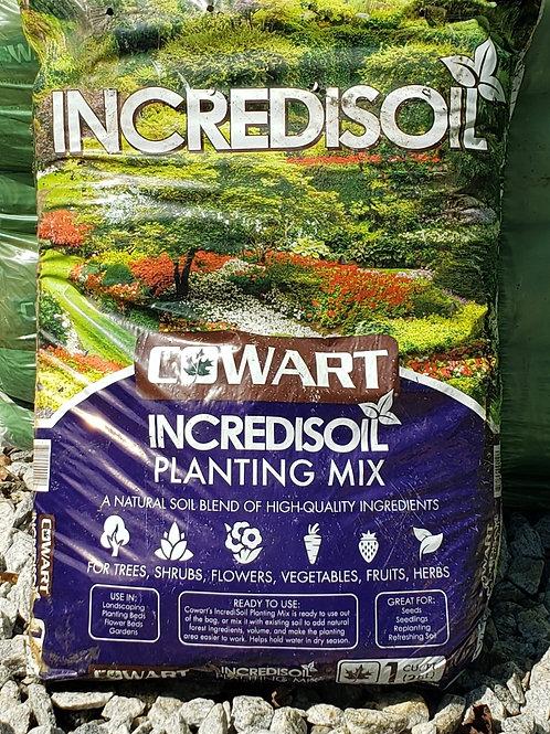 IncrediSoil® Plant Mix, 1 cubic foot bag