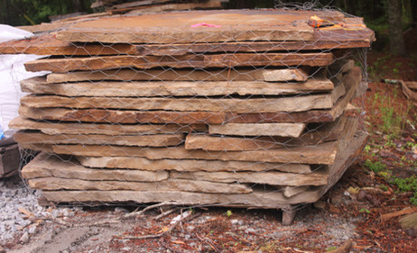 Oklahoma Flagstone Slabs