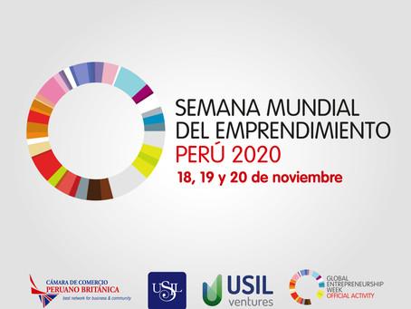 Semana Mundial del Emprendimiento 2020
