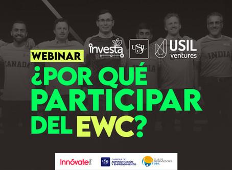 Webinar - ¿Por qué participar del EWC?