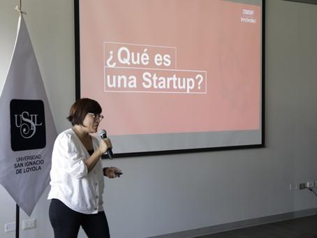 Taller de difusión StartUp Perú 7G - USIL Ventures