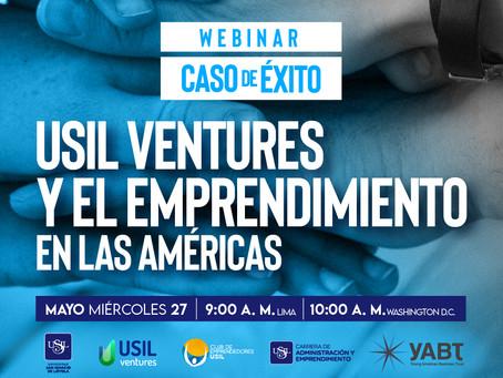 Webinar  - Caso de Éxito - USIL Ventures