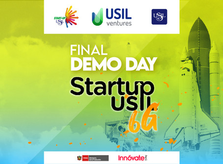 Startup USIL 6G - Final Demo Day