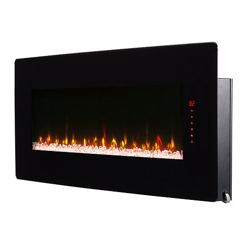 "Winslow 48"" Wall-mount Electric Fireplace"