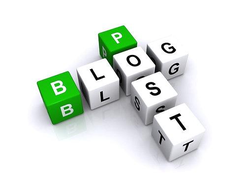 Regular Blog Post