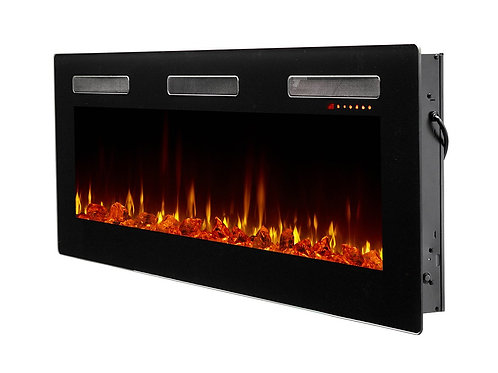 "Sierra 60"" Linear Electric Fireplace"