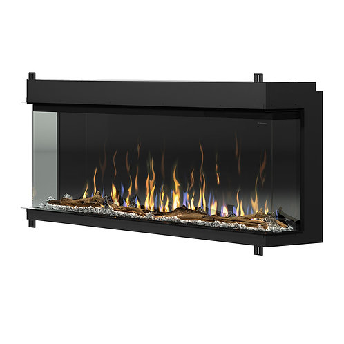 "IgniteXL Bold 60"" Linear Electric Fireplace"