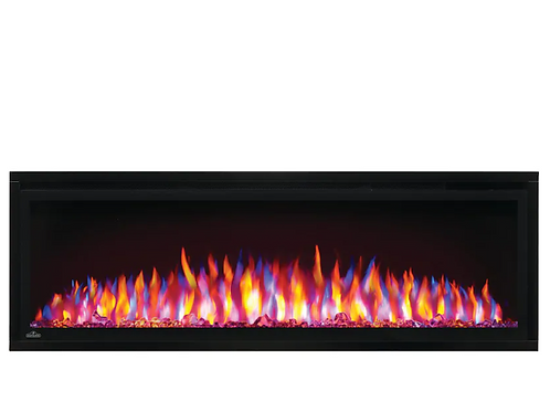 Napoleon NEFL50CFH Entice Series 50-Inch Wall Mount Electric Fireplace