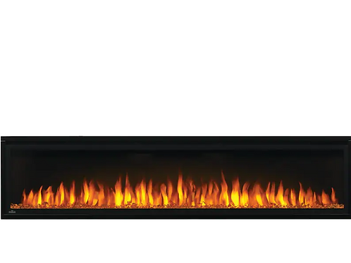 Napoleon NEFL72CFH Entice Series 72-Inch Wall Mount Electric Fireplace