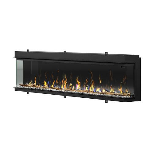 "IgniteXL Bold 100"" Linear Electric Fireplace"
