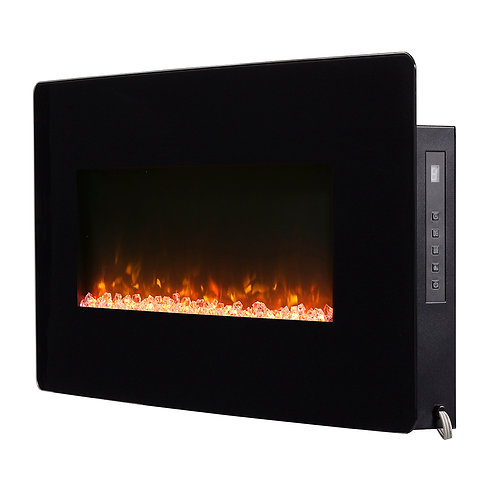 """Winslow 36"""" Wall-mount Electric Fireplace"""
