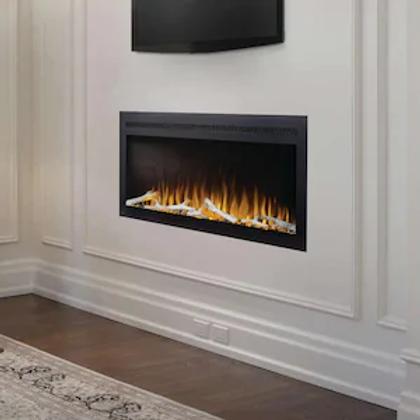 Napoleon Purview 50-Inch Wall Mount Electric Fireplace - NEFL50HI