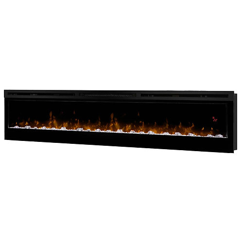 """Prism Series 74"""" Linear Electric Fireplace"""