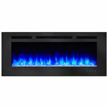 Napoleon NEFL36CFH Entice Series 36-Inch Wall Mount Electric Fireplace