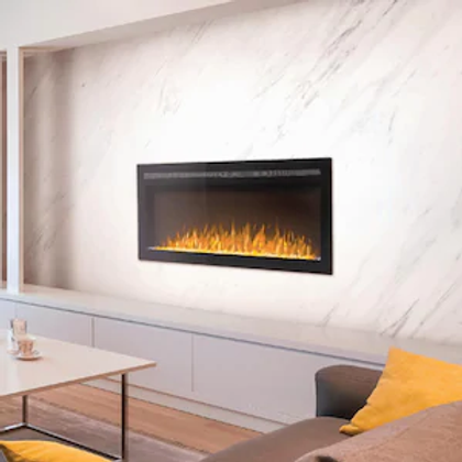 Napoleon Purview 60-Inch Wall Mount Electric Fireplace - NEFL60HI