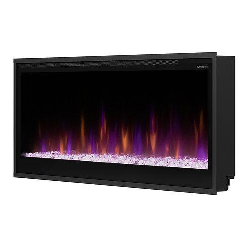 "Multi-Fire® SL 50"" Slim Linear Electric Fireplace"