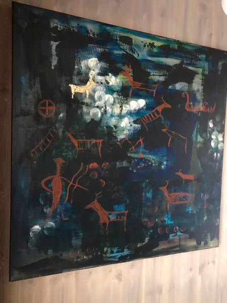 Stemningsfulle malerier
