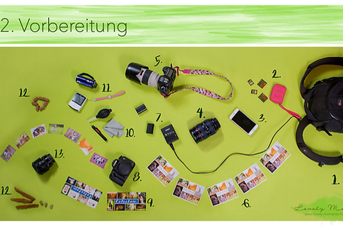 """Webinar """"Fotoshootings mit Tieren"""""""