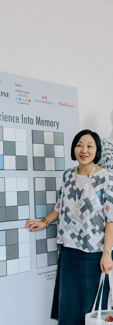 Vietnam Festival of Creativity & Design 2020 RMIT University Weaving Experience Into Memory Exhibition Opening 16 Nov 2020  © Weaving Experience Into Memory 2020  All Rights Reserved.  Photo credit: RMIT University