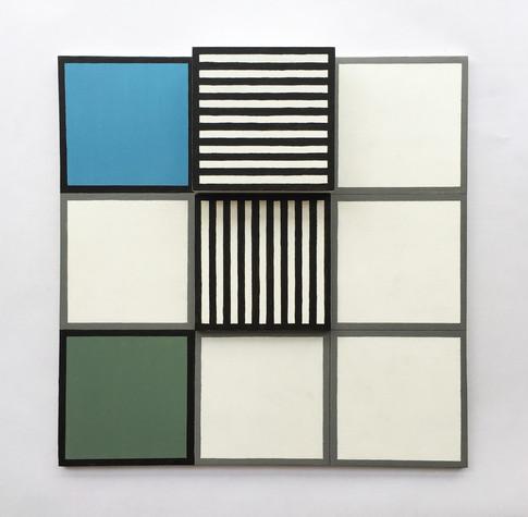 'D7 3x3, Tile 8', 2020