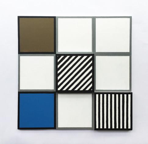 'D7 3x3, Tile 2', 2020