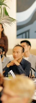 Vietnam Festival of Creativity & Design 2020 RMIT University Weaving Experience Into Memory Exhibition Opening 16 Nov 2020  © Weaving Experience Into Memory 2020  All Rights Reserved.  Photo credit: RMIT University