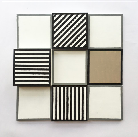 'D7 3x3, Tile 9', 2020