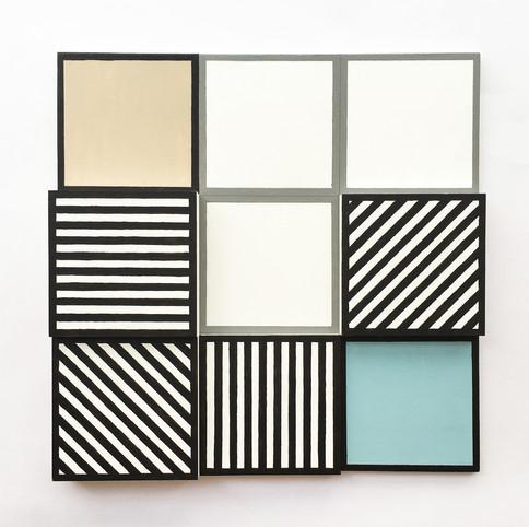 'D7 3x3, Tile 5', 2020