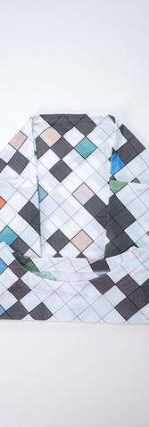 D7 Green Top u-folded