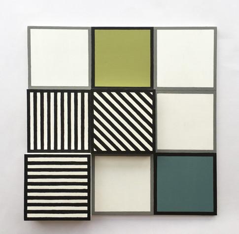 'D7 3x3, Tile 7', 2020