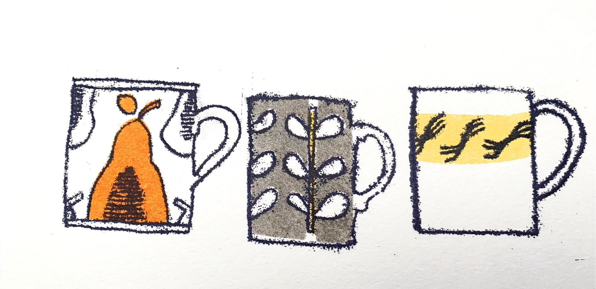 Mugs of Joy! yellow