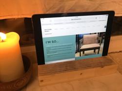 Wood_porta iPad