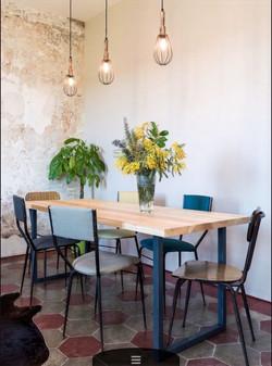 Formica_sedie tavolo