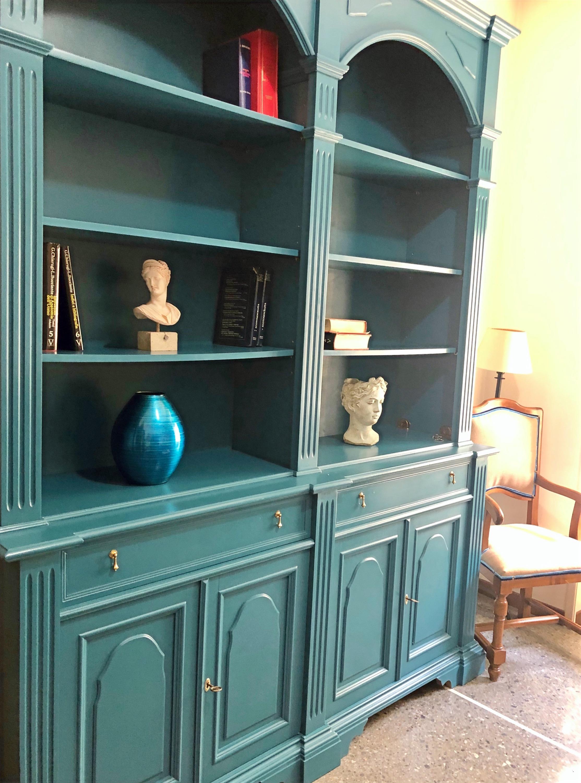 Venere_libreria legno