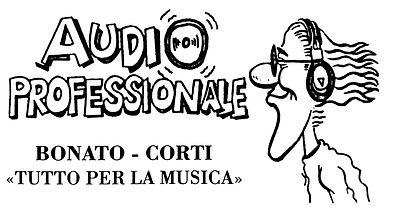 Audio Professionale - tutto per la musica - BONATO - CORTI