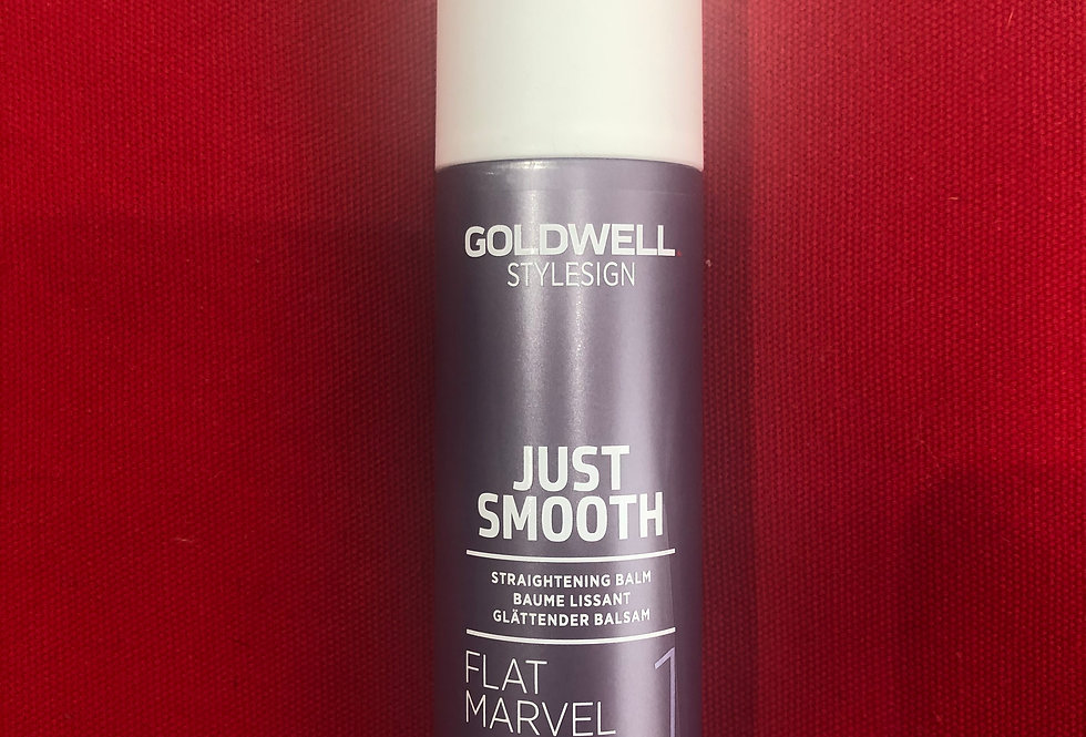 Goldwell StyleSign Just Smooth Flat Marvel 1