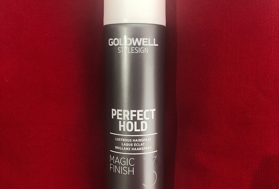 Goldwell StyleSign Perfect Hold Magic Finish 3