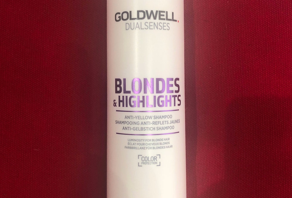 Goldwell Duasenses Blondes & Highlights Shampoo