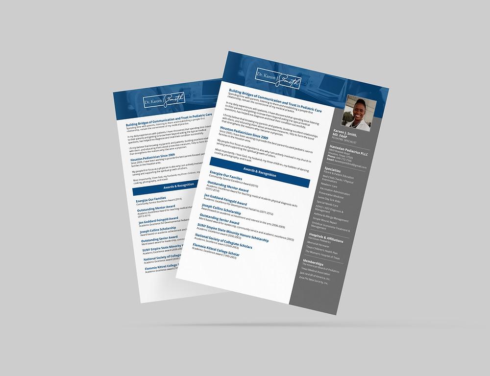 Website - Dr. Kareen J. Smith