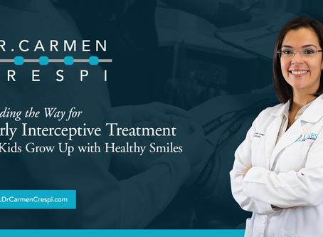 Client Spotlight | Dr. Carmen Crespi, Orthodontist