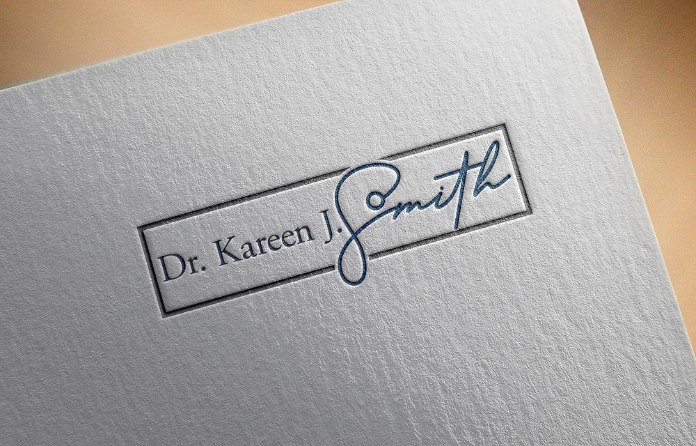 Logo - Dr. Kareen J. Smith