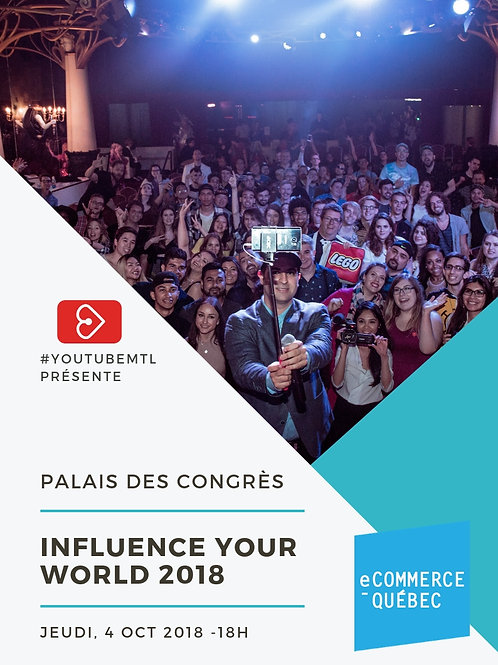 Influence Your World 2018