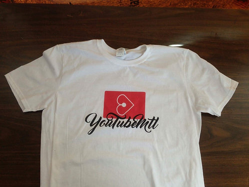 #YouTubeMTL T-Shirt