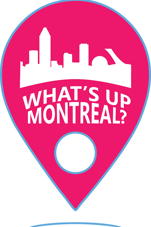 What's Up Montreal? GeoPin