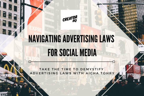 Navigating Advertising Laws For Social Media