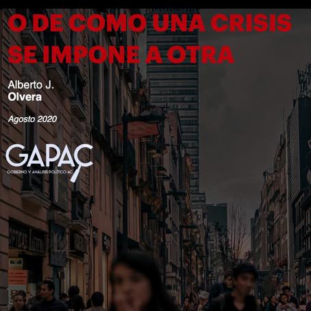 La pandemia y la democracia: o de como se impone una crisis sobre otra