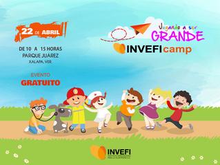 5a Edición INVEFIcamp Jugando a ser GRANDE
