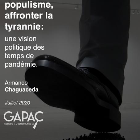Défendre la démocratie, rejeter le populisme, affronter la tyrannie