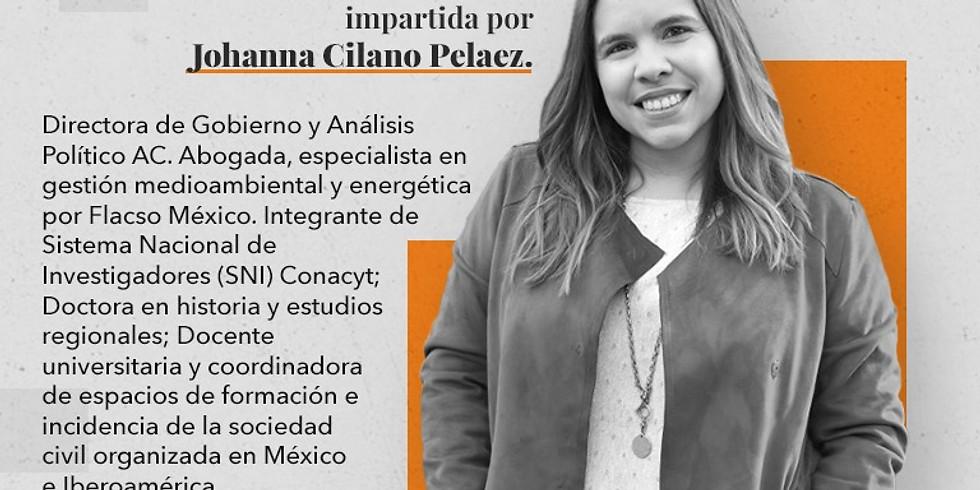 """Ciudadanía inquieta: contexto, actores y agenda de la sociedad civil en México"""""""